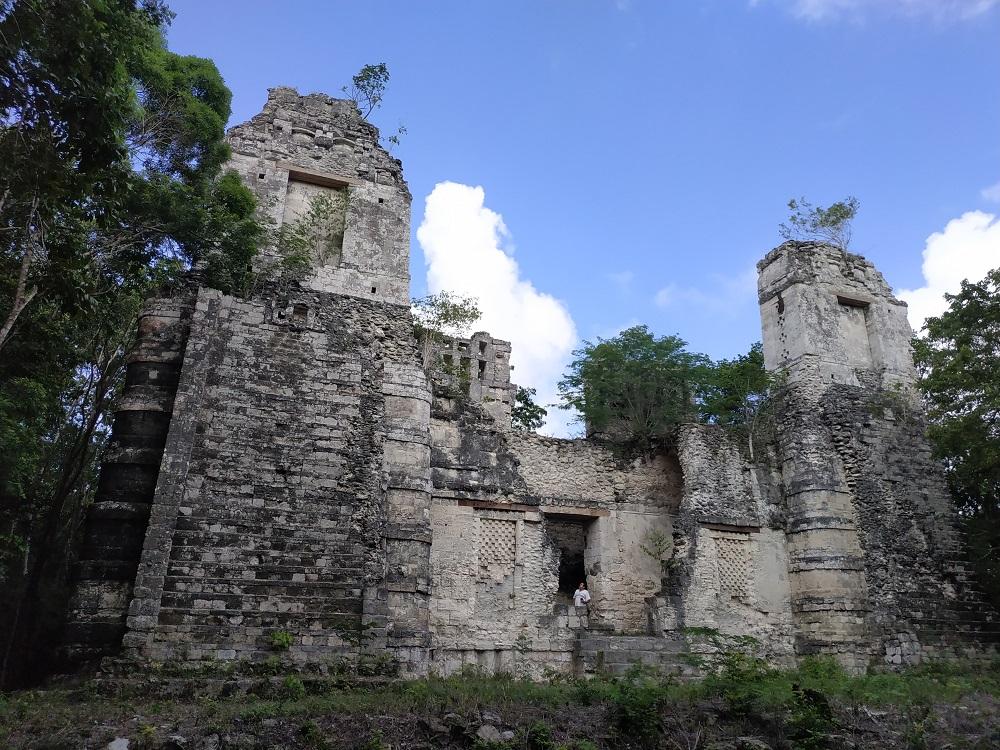 Rio Bec – Calakmul, voyage au Mexique
