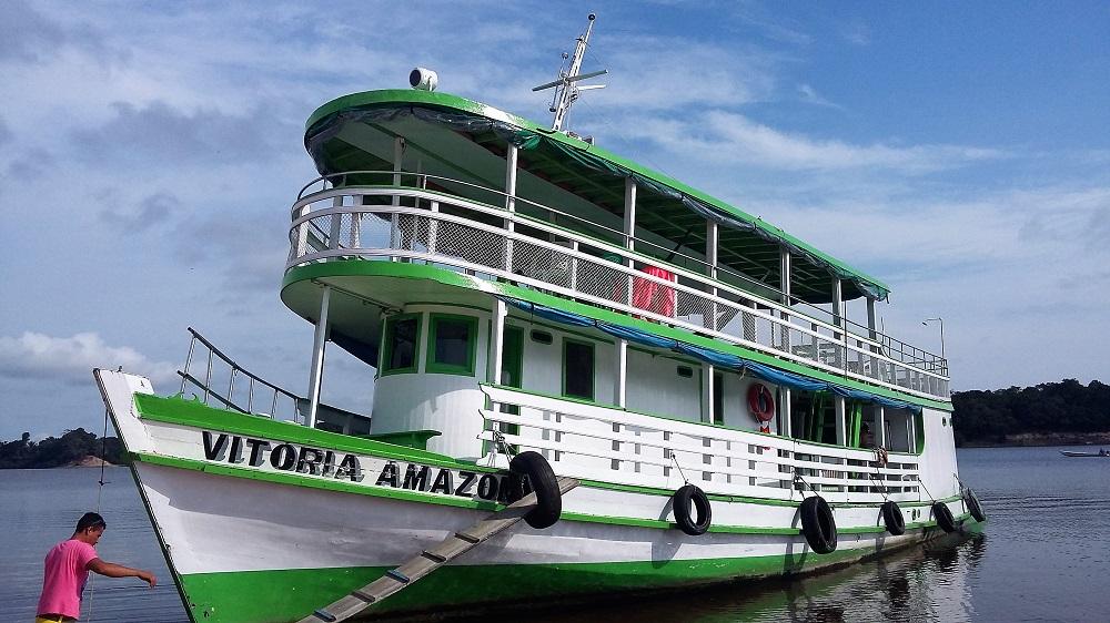 Navigation fleuve – Amazonie brésilienne