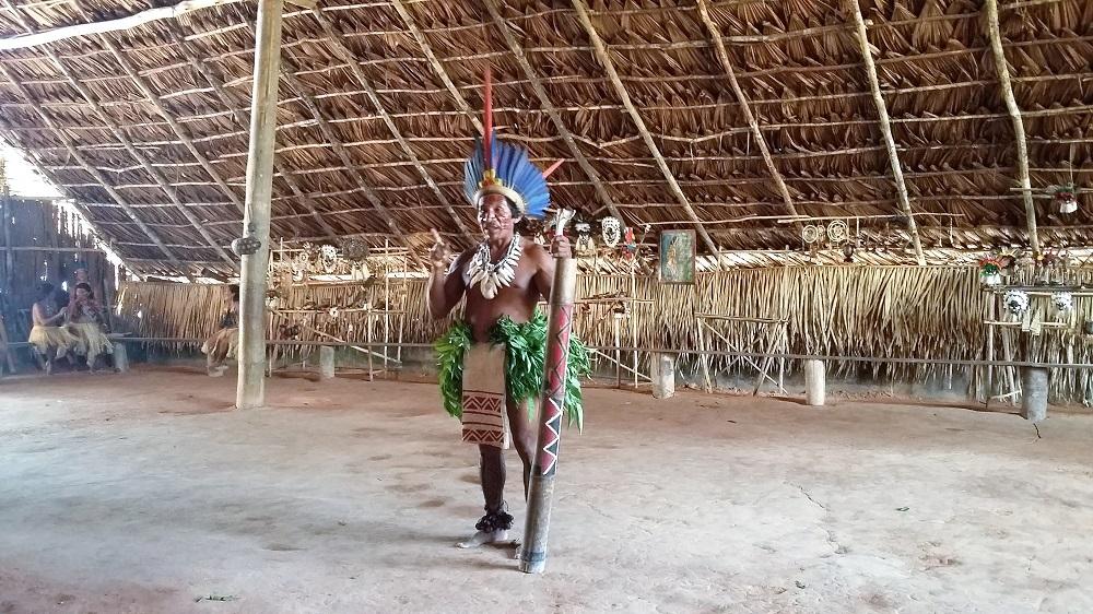 Indien de l'Amazonie brésilienne