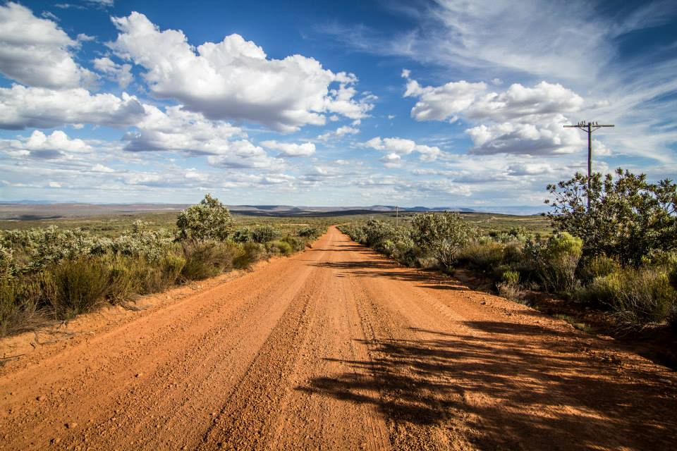 route Afrique du Sud
