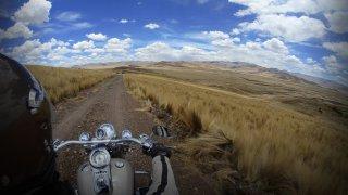 Route entre Puno et Cusco – Pérou