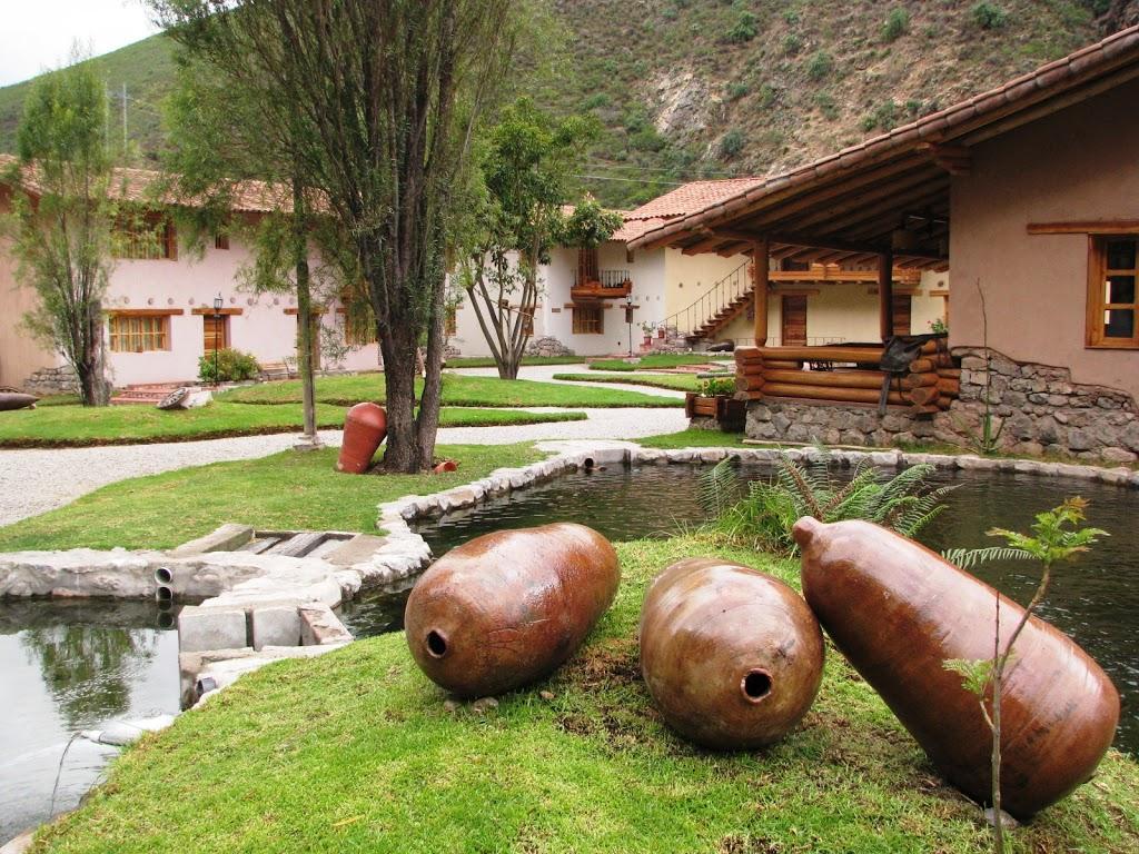 Route vers Nazca- Pérou