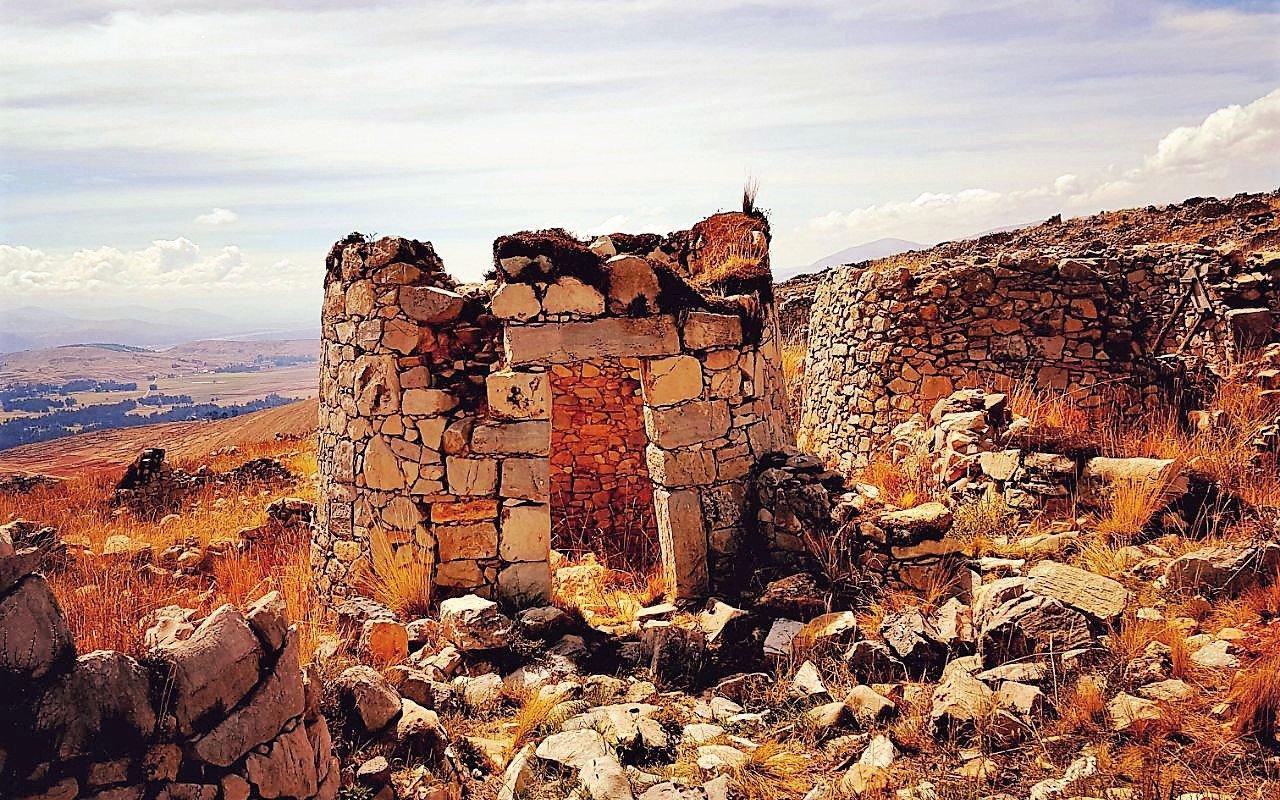 Ruinas Tunanmarca – Voyage Pérou