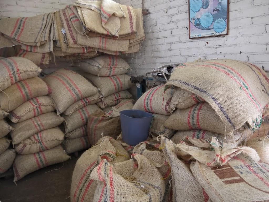 Sacs de café – Colombie