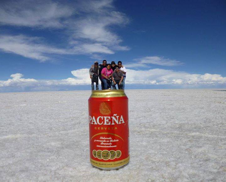Salar de Uyuni – Bolivie