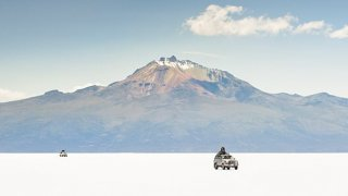 Bolivie : baptême du feu dans l'altiplano