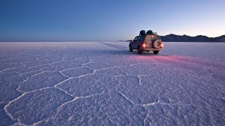 Bolivie : premier circuit, premières galères, premier amour…