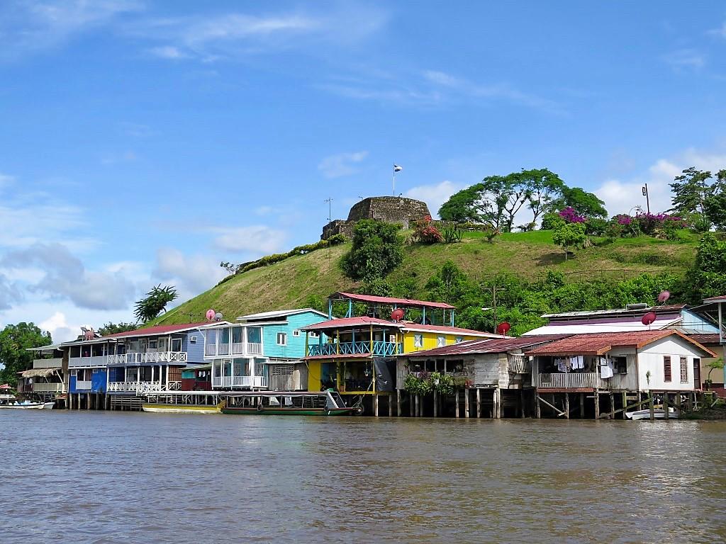 Fort de San Carlos – voyage au Nicaragua