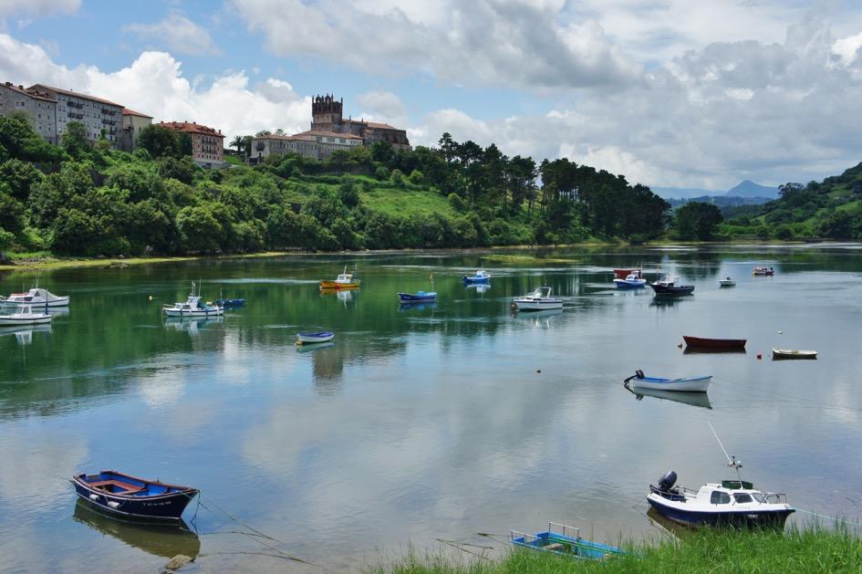 San Vicente de la Barquera – voyage en espagne