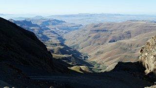 Sani Pass – Lesotho