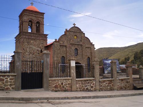 Santiago de Huata – Bolivie