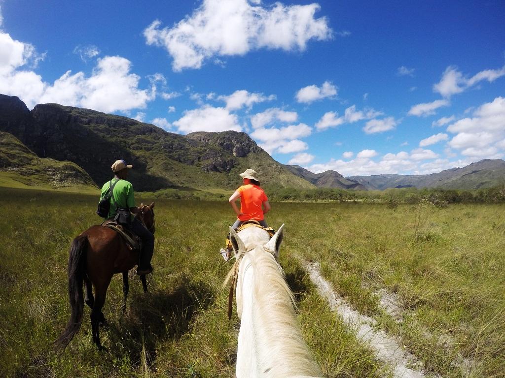 Serra do Cipo – balade à cheval avec notre guide Maximo