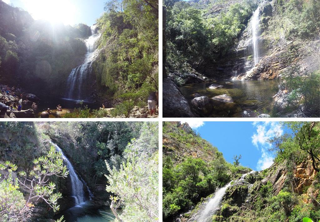 Serra do Cipo – cascades