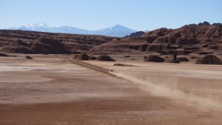 Se sentir seul au monde – La Puna argentine