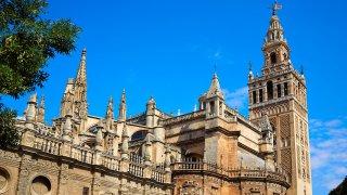 Séville – Cathédrale