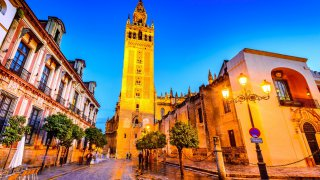 Séville – La Giralda