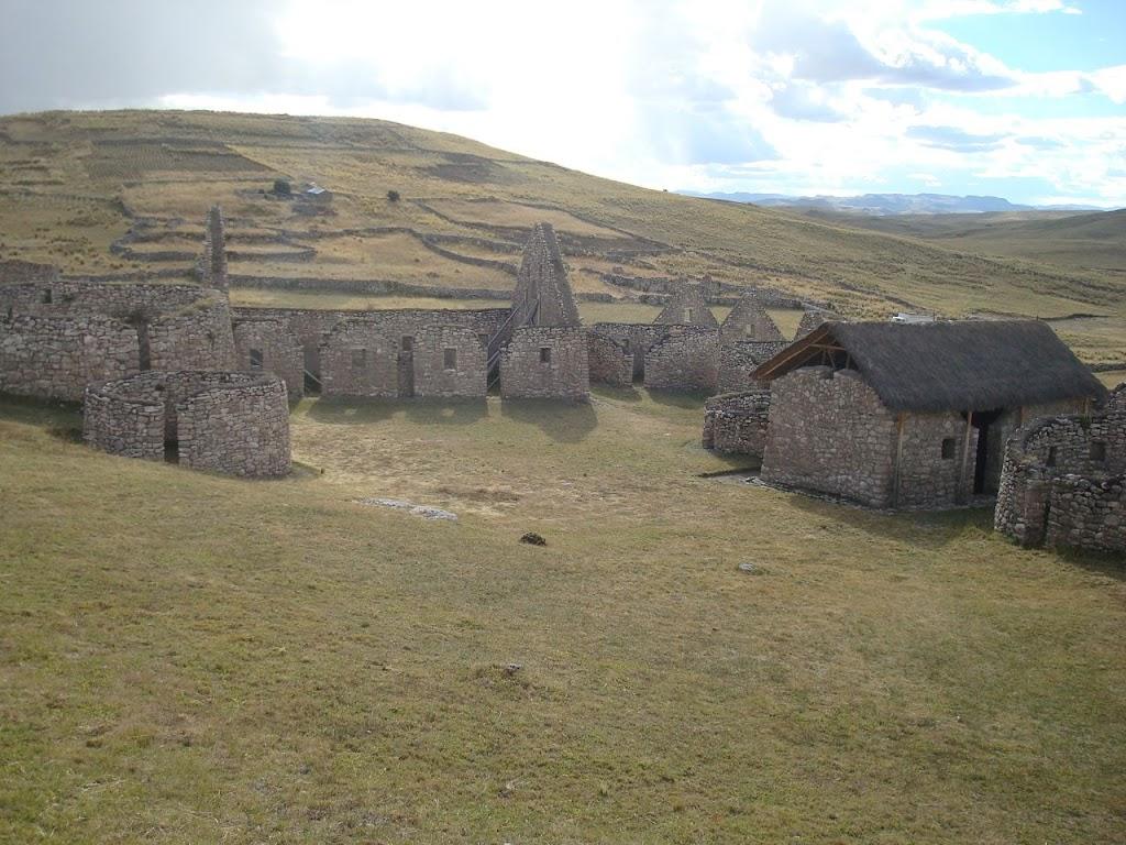 Sites archéologiques – Voyage au Pérou