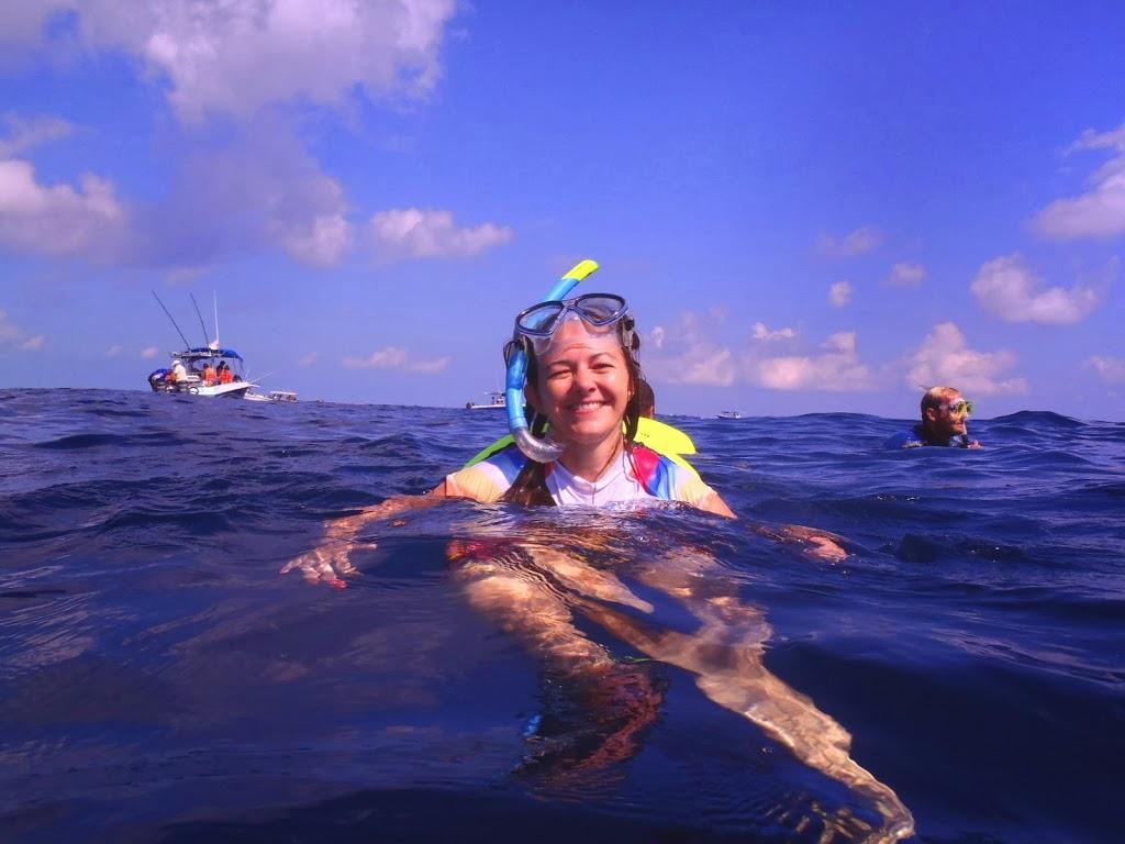 Parée pour le snorkeling – plongee avec Terra Maya