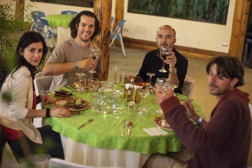 Myriam – Florian – Serge – Nicolas