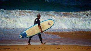 Surf Copacabana, Australie