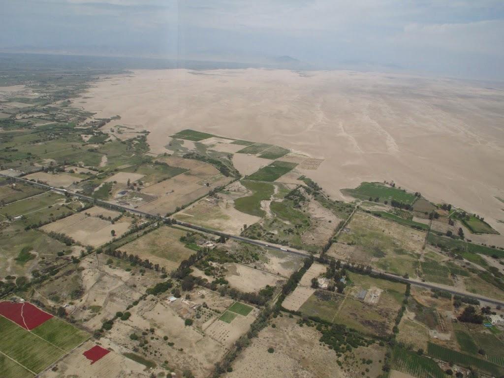 Survol des lignes de Nazca – Pérou