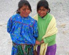 Les Tarahumaras au Mexique