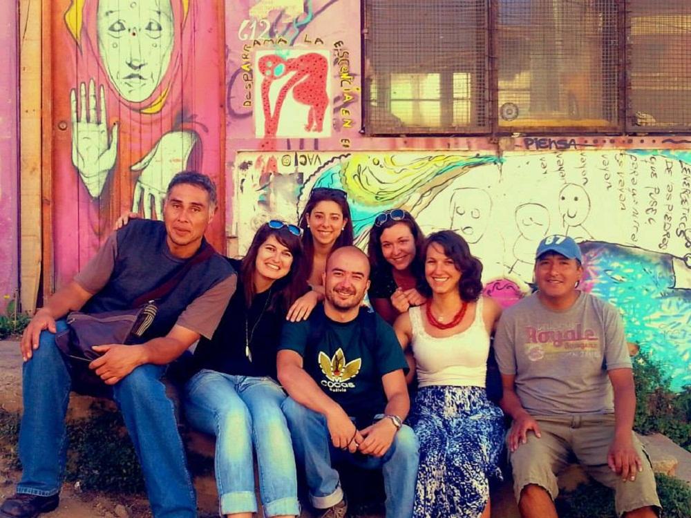 Equipe Terra Andina Pérou – Valparaiso