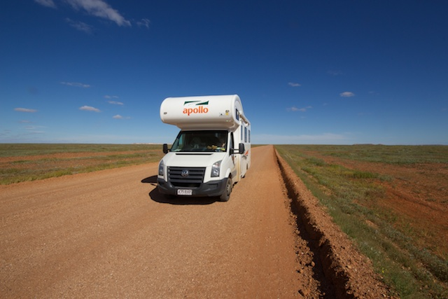 Terra Australia on the Road