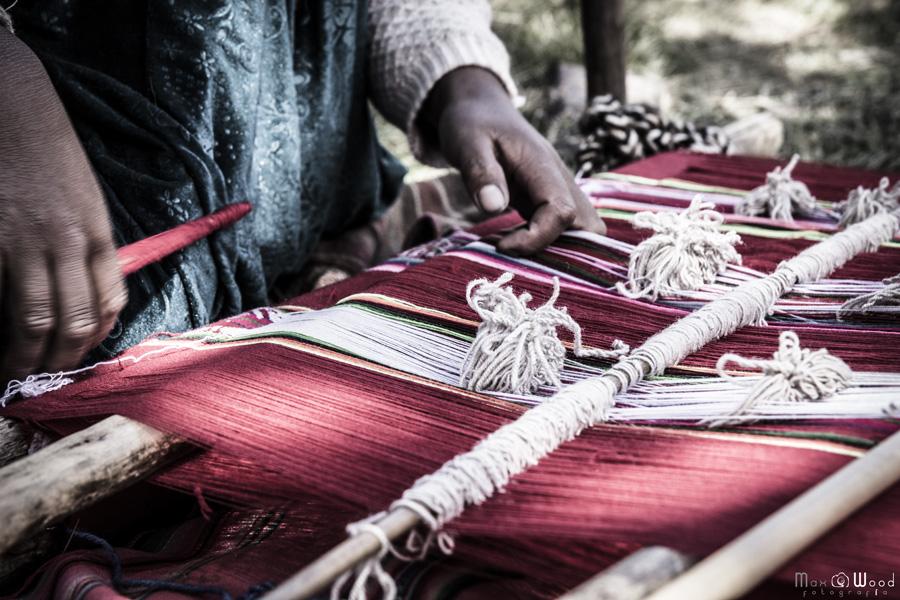 Tissage d'aguayo – Chez les Kallawayas, Bolivie