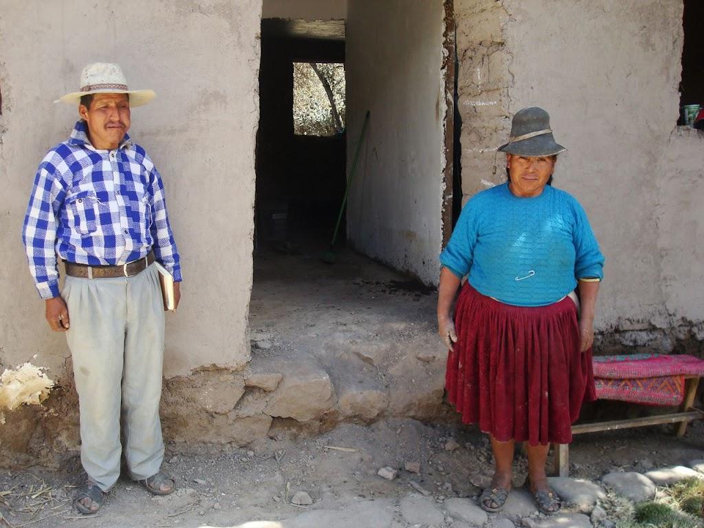 Tourisme rural au Pérou