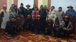 Tourisme rural d'Anapia – Altiplano, Pérou