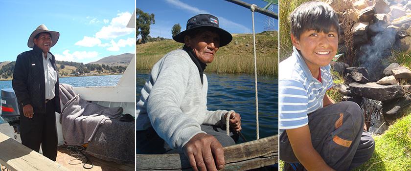 Tourisme solidaire au Pérou