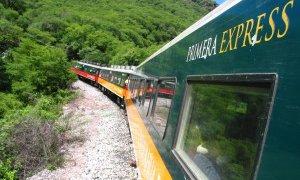 Voyage à bord du train el Chepe au Mexique