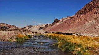 Traversée en 4×4 de la rivière Aguas Negras – Chili