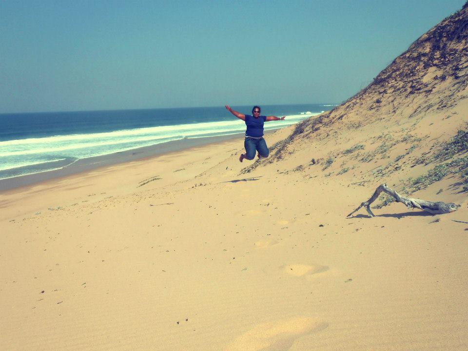 Trek dans les dunes de Machangulo