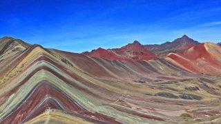 Pérou : Trek de Vinicunca, la montagne arc-en-ciel