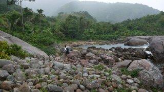 Trekking vers Ponta Negra – Brésil5