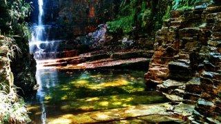Canyon de Furnas Brésil