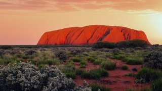 Australie : 50 nuances de (Centre) Rouge