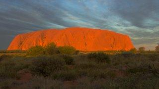 Uluru – Australie