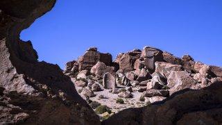 Vallée de pierre – Lipez