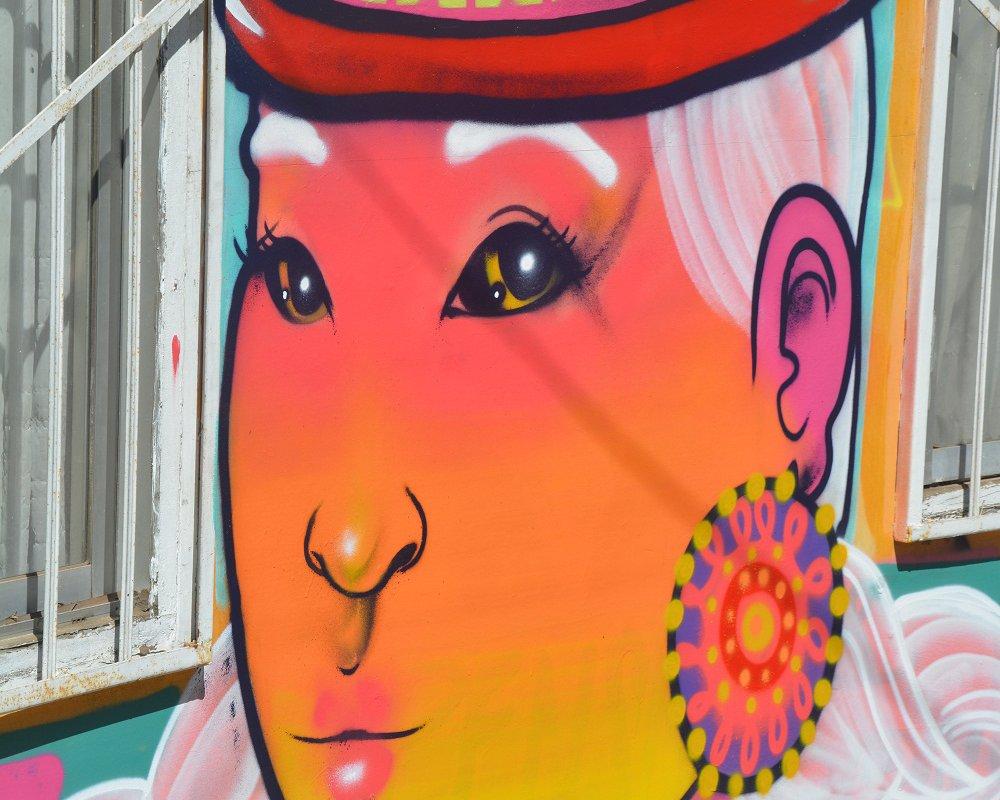 Graffiti de Valparaiso