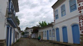 Village de la région de Paraty