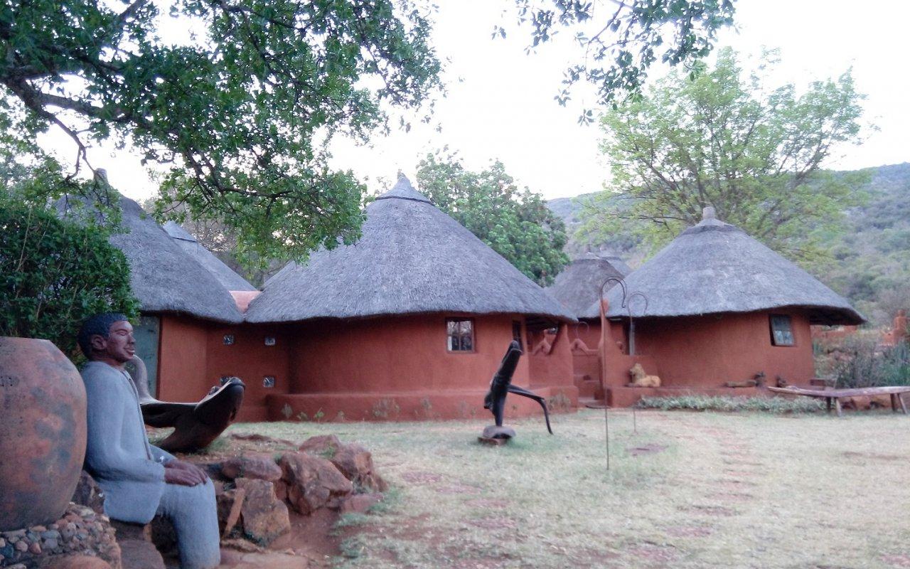 Village Venda à Leshiba – Voyage au Limpopo