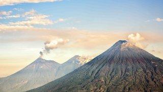 Top 5 des volcans d'Amérique Latine