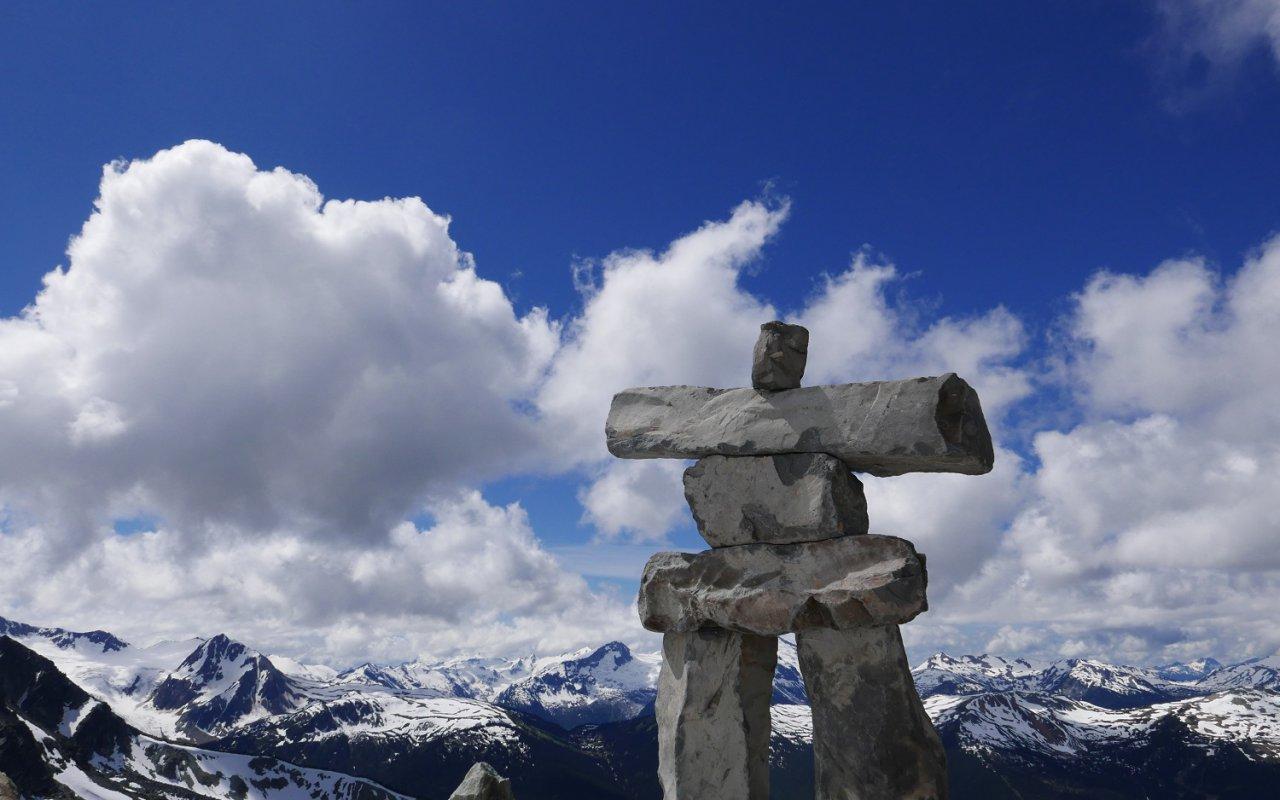 Vue sur le parc Garibaldi depuis Whistler – Voyage Squamish – Terra Canada