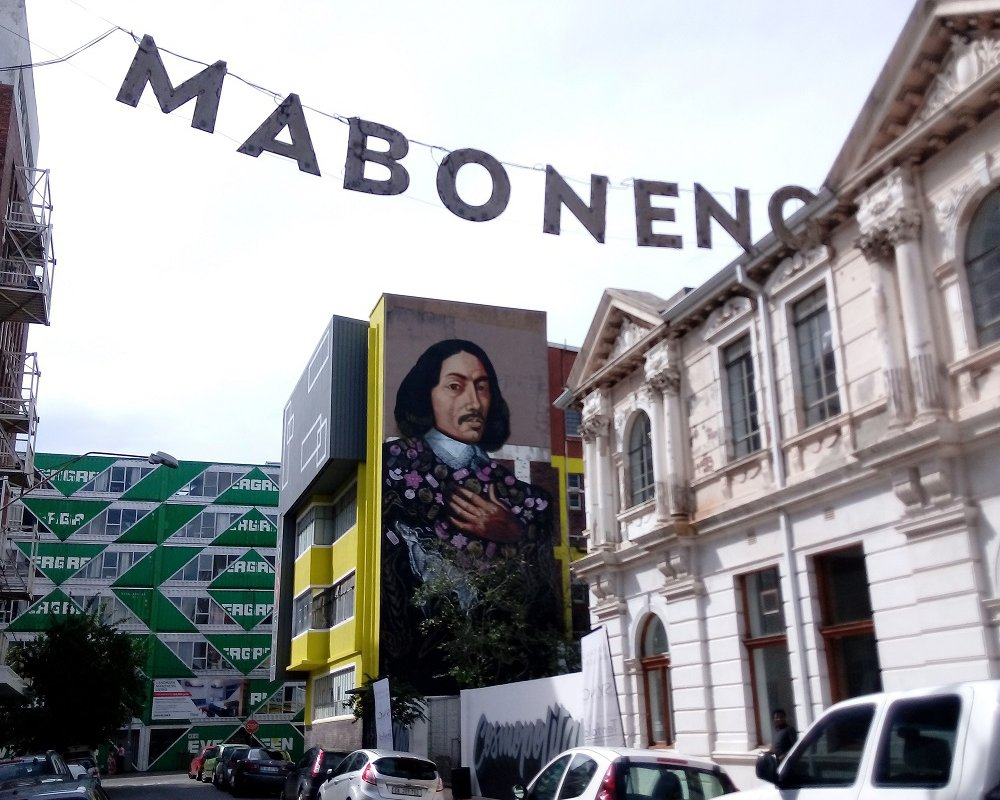 Welcome to Maboneng – Johannesburg, Afrique du Sud