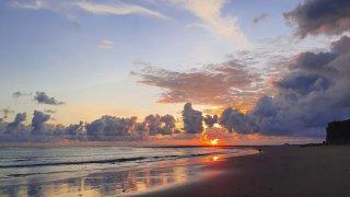 Coucher de soleil Costa Rica