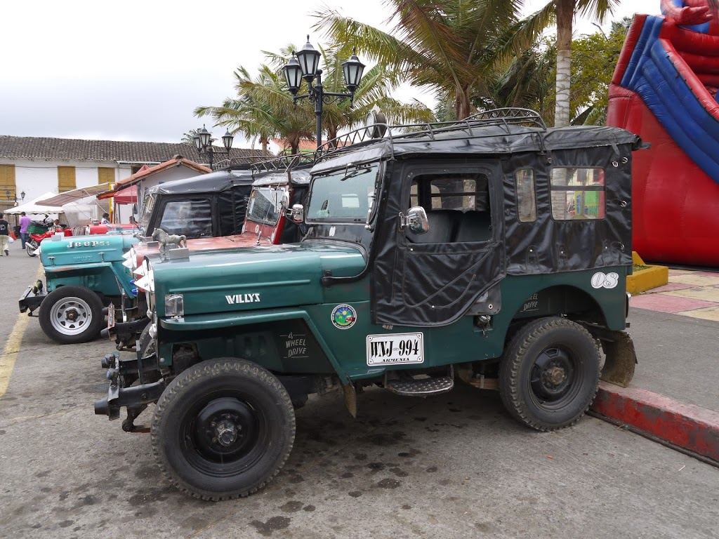 Willys – Région du café, Colombie