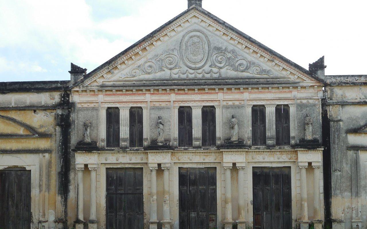 Hacienda Yaxcopoil, hôtel et musée – Yucatán, Mexique